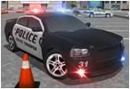 3D Police Car Parking 2015