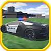 3D Police Car Simulator 2016