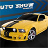 Auto Show Parking Icon