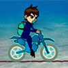 Play Ben 10 Motocross Under the Sea game