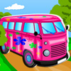 Play Camper Van Parking game