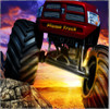 Flame Truck Icon