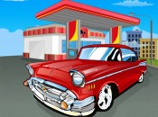 Gas Station Mania Icon