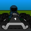Play Kart Obstacle Parking game