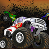Play Monster Hill Ride game