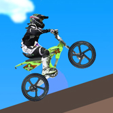 Mountain Bike Crosser 2 Icon