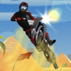 Pyramid Moto Stunts Icon