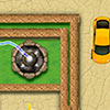 Play Tower Defense car game