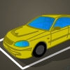 Town Obstacle Parking icon