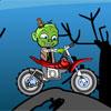 Zombie Baby Biker Icon
